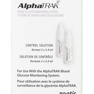 AlphaTRAK 2 Blood Glucose Test Control Solution for Dogs & Cats