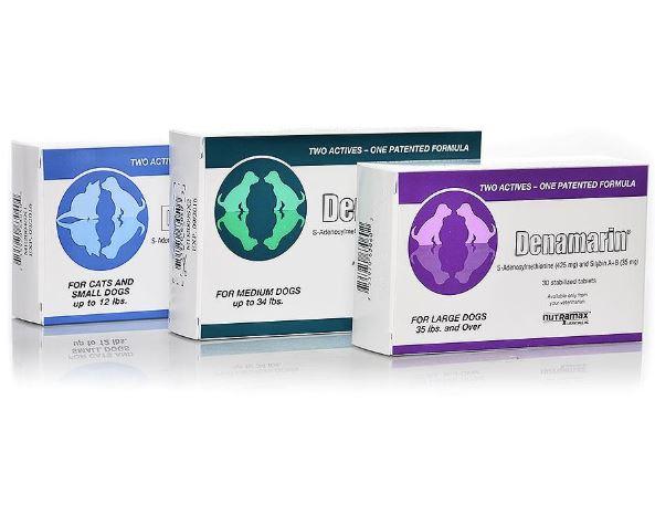 Nutramax Denamarin Tablets main