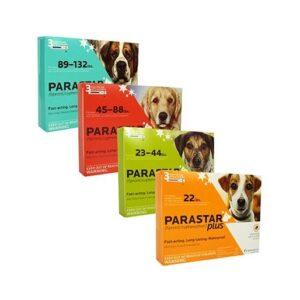 Parastar plus for Dogs MAIN