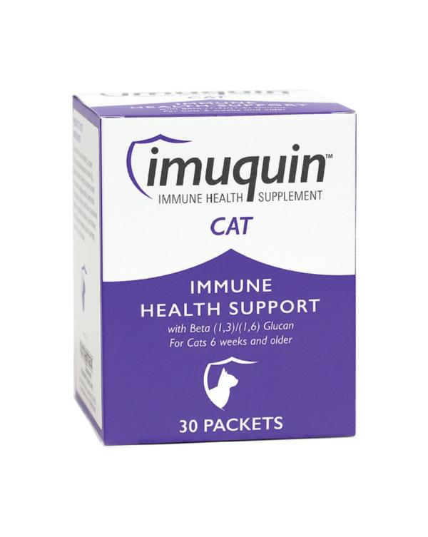 Nutramax Imuquin Immune Health Support Cat Supplement, 30 count