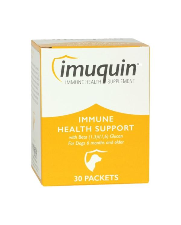 Nutramax Imuquin Immune Health Support dog Supplement, 30 count