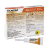Frontline Gold for Dogs and Puppies 5-22 Orange back tube