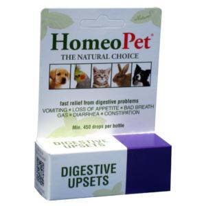 HomeoPet Digestive Upsets Dog, Cat, Bird & Small Animal Supplement, 450 drops