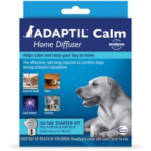 Adaptil 30 Day Starter Kit Calming Diffuser for Dogs